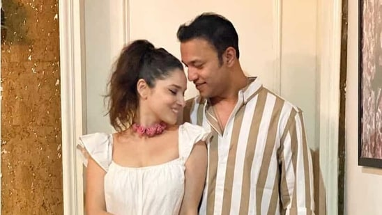 Ankita Lokhande has been in a relationship with Vicky Jain for a few years now.