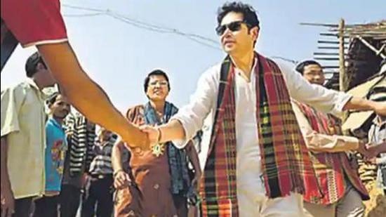 Former Tripura Congress chief led alliance wins territorial council polls