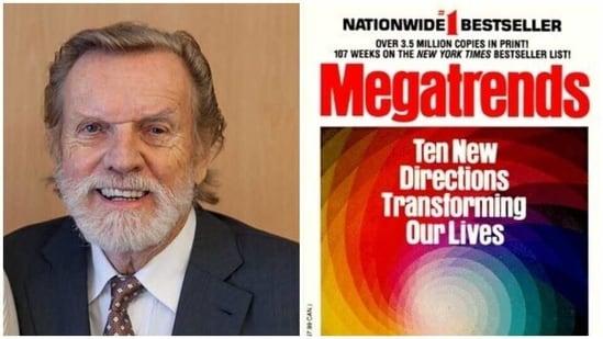 John Naisbitt, author of bestseller 'Megatrends,' dies at 92(Instagram/hangzhoufeel and Google)