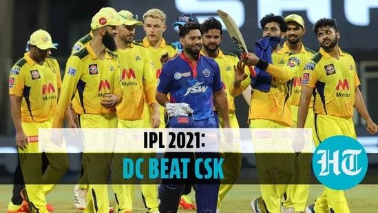 Dhawan, Shaw star in Delhi Capitals' 7-wicket win