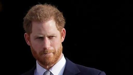 Britain's Prince Harry(AP)