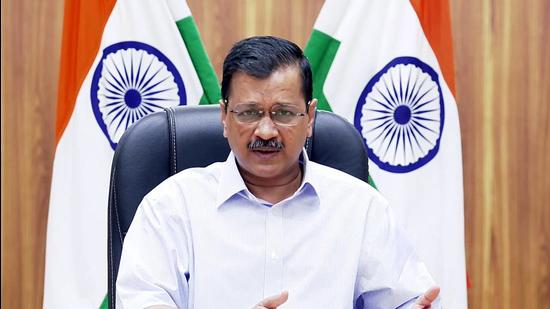 Amid rising coronavirus cases, Delhi CM Arvind Kejriwal held a Covid-19 review meeting over the current situation in the national capital.
