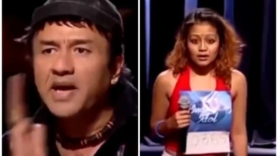 Neha Kakkar participated in the second season of Indian Idol.