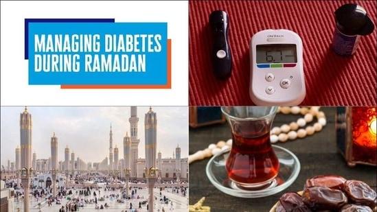 Ramadan 2021: Nutrition plan for Muslim diabetic patients if they plan to fast(Twitter/BoroughburyGP/ieshuu_/Photo by Kate on Unsplash)