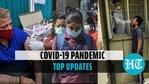 कोविद -19 महामारी पर शीर्ष अपडेट (एजेंसियां)