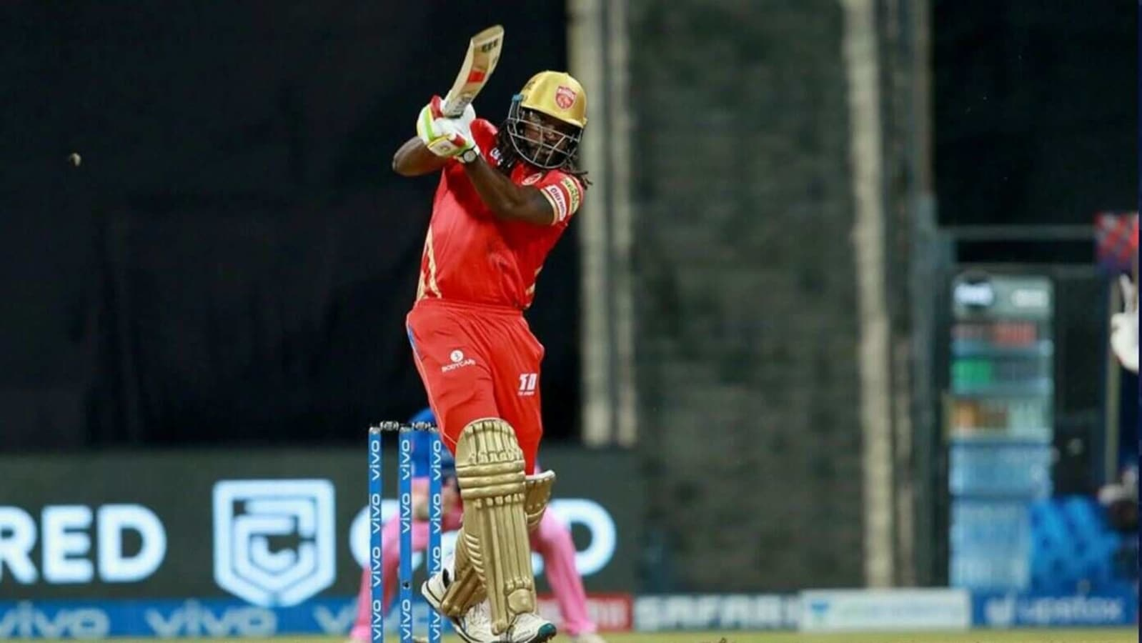 RR vs PBKS: Chris Gayle becomes only player to hit 350 sixes in IPL | Hindustan Times