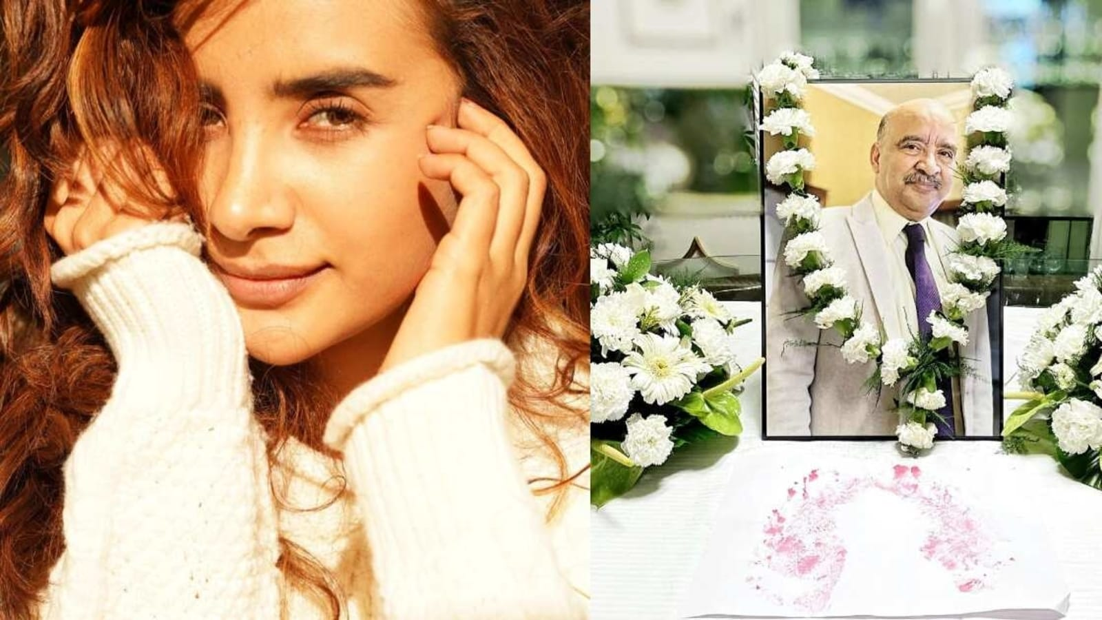 Patralekhaa mourns the loss of her father: 'You just left without saying anything Papa' - Hindustan Times