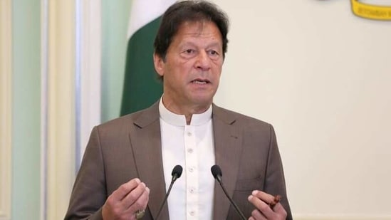 """""""The international communities should ensure anti-Covid-19 vaccine is available for all,"""" Pakistan Prime Minister Imran Khan said.(Reuters)"""