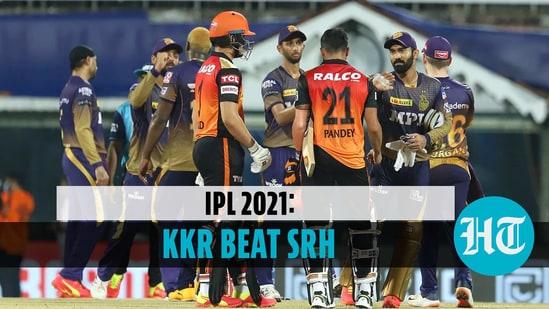 Nitish Rana, Prasidh Krishna star in KKR's 10-run win over SRH