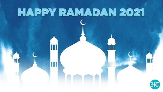 Happy Ramadan 2021: WhatsApp messages, GIFs, Facebook status for Ramzan Mubarak(HT Digital)