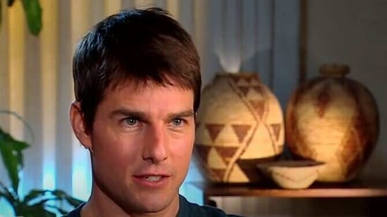 Tom Cruise and Nicole Kidman were married from 1990 to 2001.