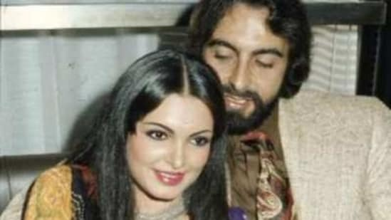 Kabir Bedi has written about his relationship with Parveen Babi in his book.