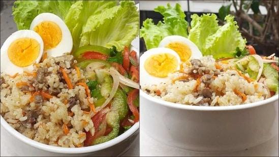 Recipe: Mark the first iftar of Ramadan 2021 with comforting bowl of Uzbek Plov(Instagram/wondernonieskitchen)