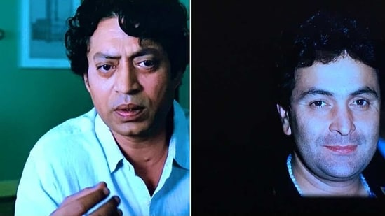 Irrfan Khan and Rishi Kapoor were remembered at the BAFTA awards ceremony.