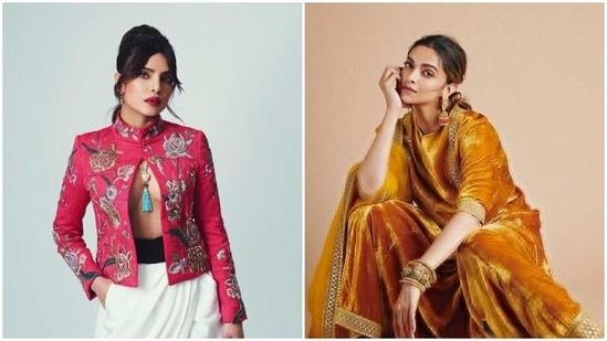 Priyanka Chopra and Deepika Padukone have worked together on Bajirao Mastani.