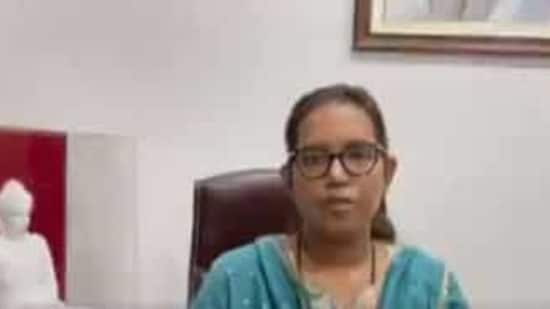 Maharashtra education minister Varsha Gaikwad said on Monday that present situation in the state is not conducive for holding board examinations.(Twitter)