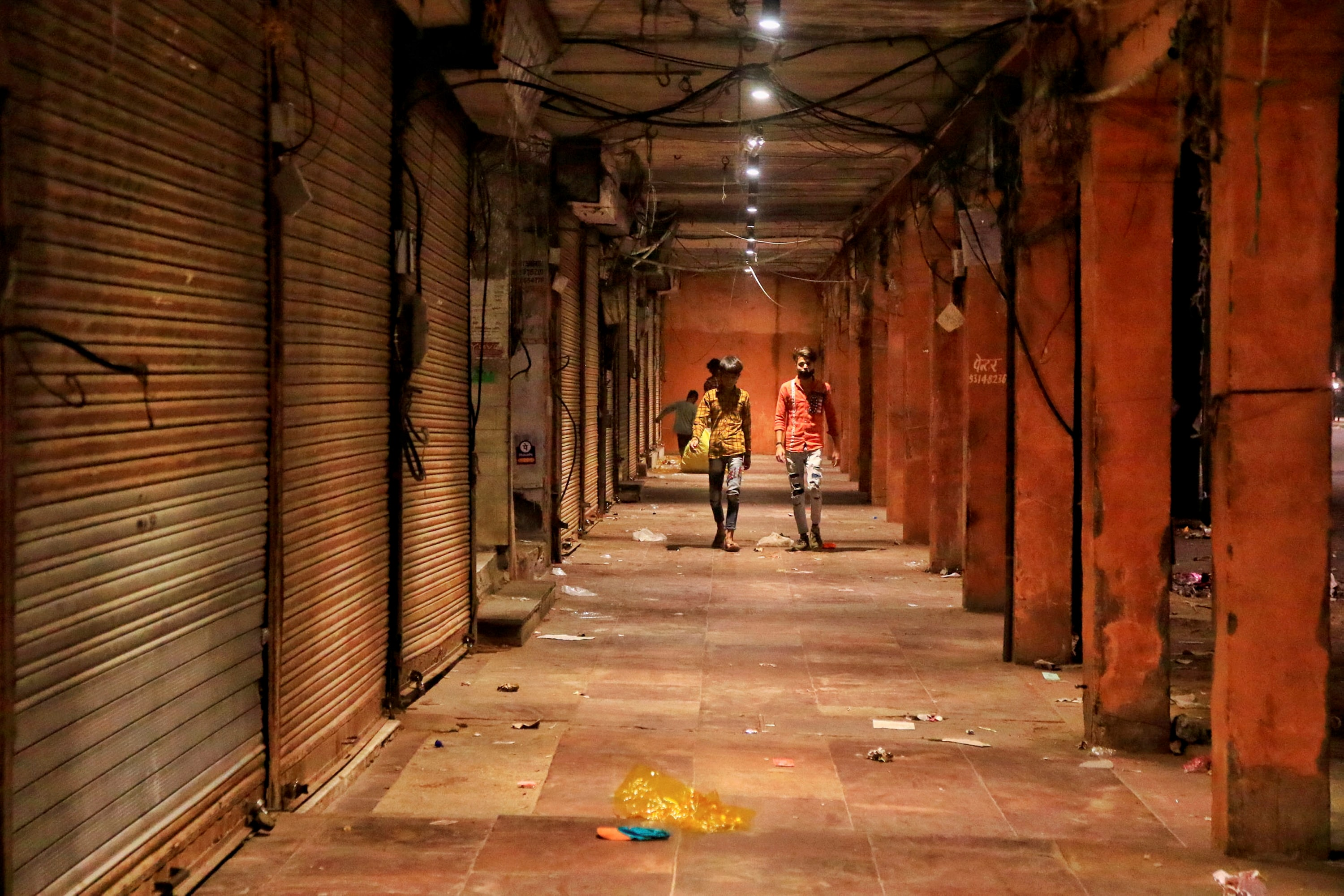Night curfew from 9pm to 5am imposed in Haryana.(PTI | Representational image)