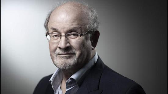 Novelist and essayist Salman Rushdie, author of Midnight's Children. (AFP)