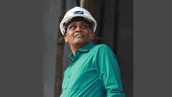 Bhupendra Shah, Chairman and MD, Bhumiraj Group