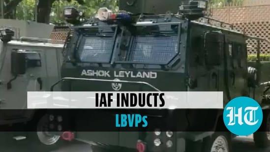 IAF inducts LBVPs