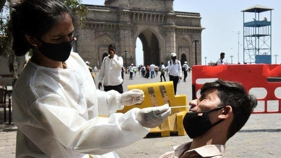 As many as 237,658 samples were tested for the disease on the day and so far, 22,560,051 tests have been conducted in Maharashtra. (ANI)