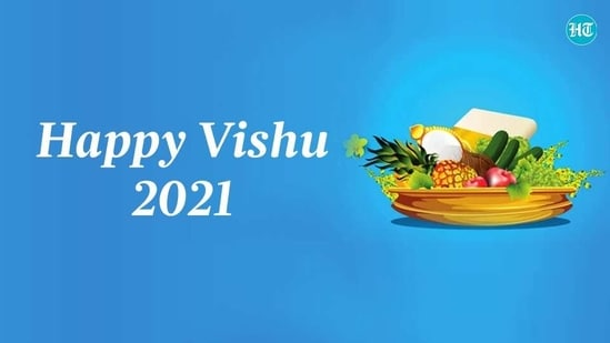 Happy Vishu 2021: Kerala New Year wishes to share on WhatsApp, SMS, Facebook(HT Digital)