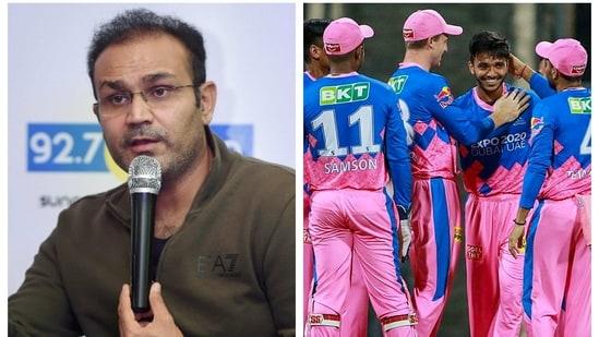 IPL 2021: Virender Sehwag praises Rajasthan Royals seamer Chetan Sakariya