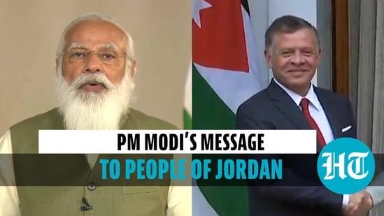 PM Modi congratulates King Abdullah II on 100th anniversary of Jordan