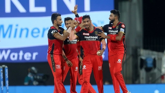 IPL 2021 SRH vs RCB highlights