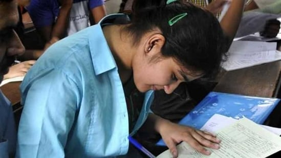 CBSE Board Exams 2021 for Class 10, 12 postponed due to COVID19 surge(HT file)