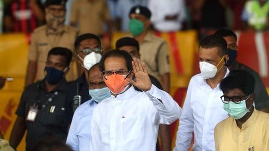 Maharashtra chief minister Uddhav Thackeray asked PM Modi to declare Covid-19 a natural calamity in Maharashtra. (Satish Bate/Hindustan Times)