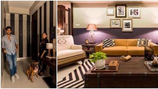 Sidharth Malhotra's home has been designed by Gauri Khan.