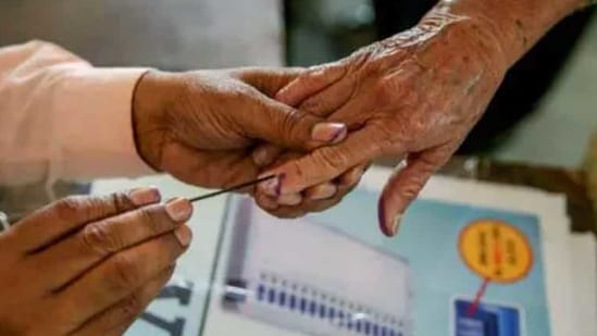 The second, third and fourth phase will witness polling on April 19, April 26 and April 29 respectively.(PTI file photo. Representative image)