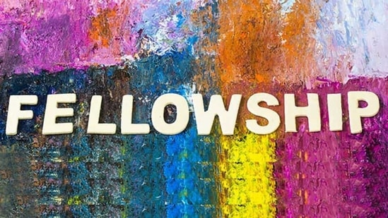 The NIF fellowships are awarded for a period of one year with an annual stipend of <span class='webrupee'>₹</span>18 lakh to each recipient; and include editorial and publishing support for each project. The fellowship enables scholars and writers to write and publish works of non-fiction.(HT file)