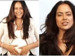 Sameera Reddy opened up on how she has embraced the imperfections.