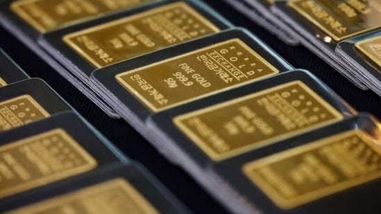 Spot gold hit its highest since February 25 at $1,779.52. REUTERS(File Photo)