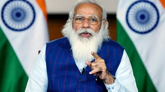 Prime Minister Narendra Modi is scheduled to travel to Portugal in early May for the India-EU Summit that will mark the launch of negotiations for trade and investment deals.(ANI)