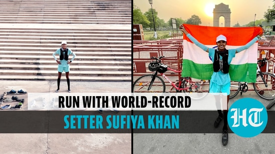 Run with Sufiya Khan