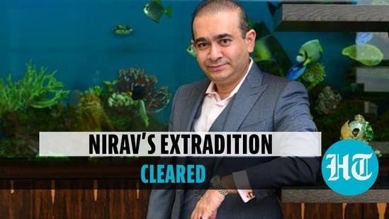 Nirav Modi's extradition cleared