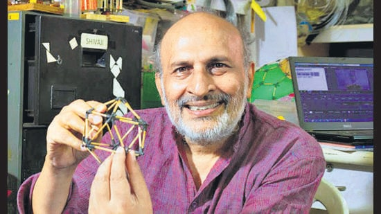 A good toy is one that can be taken apart, says toy scientist Arvind Gupta