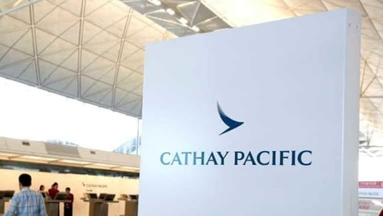 Cathay Pacific sees massive passenger slump of 94% as only 18,539 flew in March (Reuters File Photo)