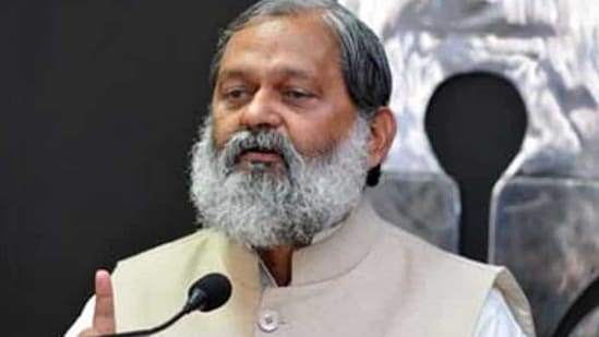 Can face people's anger, can't see piles of bodies...': Haryana health minister Anil Vij on fresh Covid curbs | Hindustan Times