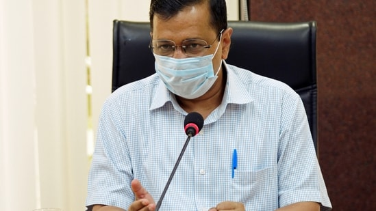 The weekend lockdown decision will be reviewed, Kejriwal said on Saturday.