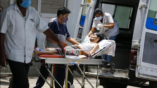 The DRDO facility was shut in the first week of February after daily Covid-19 cases nosedived and the facility wasn't being used much. It is set to reopen on Sunday after a huge surge in infections in the national Capital. (Image used for representation). (PTI PHOTO.)