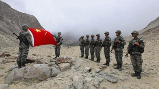 People's Liberation Army (PLA) officials have criss-crossed the Tibet Autonomous Region to hold recruitment drives and to pick up Tibetan recruits who were already at PLA camps. (Image used for representation). (AP PHOTO.)