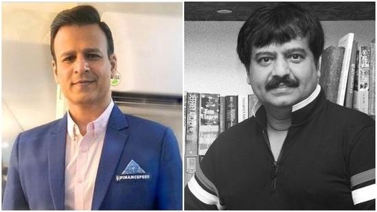Vivek Oberoi has extended his condolences to Vivekh's family.
