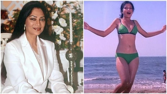 Simi Garewal and Nazneen starred together in Chalte Chalte but the former refused to recognise her.