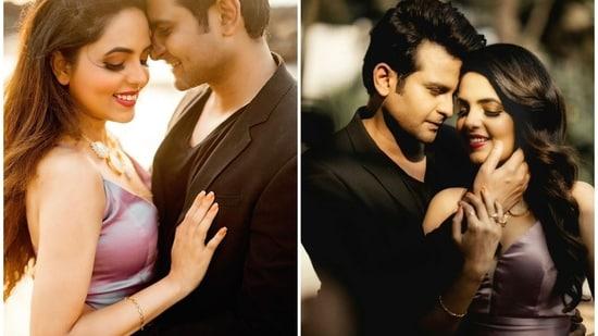 Sugandha Mishra and Sanket Bhosale of The Kapil Sharma Show are engaged.