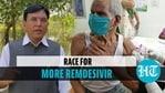 मनसुख मंडाविया ने 15 दिनों के भीतर दोहरे उत्पादन का दावा किया (एएनआई)