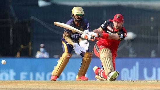 Glenn Maxwell in action.(IPL)